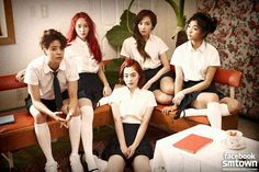 F X Korean Girl Group | fx Korea Pink Tape album