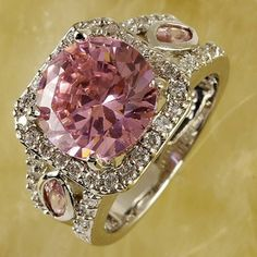 *pink pink pink! pretty ring*