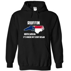 Ruffin North Carolina T-Shirts, Hoodies. BUY IT NOW ==►…