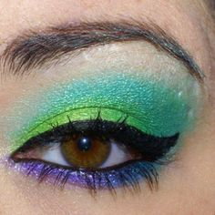 Could do this with the Urban Decay Deluxe Palette