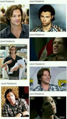 Yas i in love#jared#sam#love the qinchesters