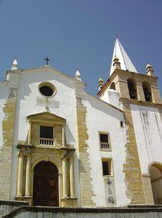 Igreja de S. Vicente - Abrantes - Portugal