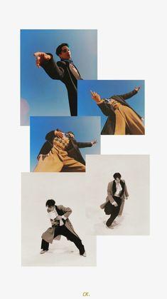 Aesthetic Images, Aesthetic Wallpapers, Dazai Bungou Stray Dogs, Exo Lockscreen, Z Cam, Celebrity Dads, Celebrity Style, Kim Jong In, Exo Kai