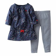 Carter's® 2piece Multi Printed Pant Set - JCPenney (got it!)