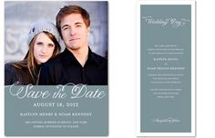 Most Popular Save the Dates