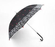 Hello Kitty 40th Anniversary Umbrella: Heart