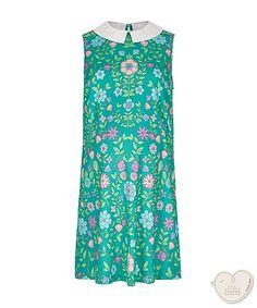Little Bird Floral Maternity Dress