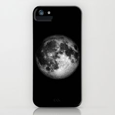 moon iPhone Case by T.M. - $35.00
