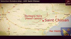 Sélection Découverte Ma Cave Octobre 2015: à la découverte de l'AOC Saint Chinian, Languedoc, France! #france #region #appellation #wine #discover #learn #video #macave