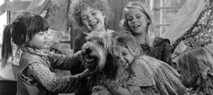 Broadway musical based on the Little Orphan Annie comic strip. A young orphan girls adventures in finding a family that will take her. Aileen Quinn, Toni Ann Gisondi,