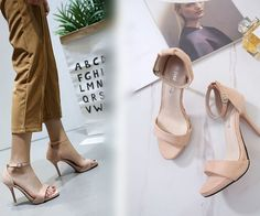 Night Club Sexy All-matching Suede Sandal_Sandal_WHOLESALE SHOES_Wholesale clothing, Wholesale Clothes Online From China