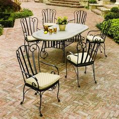 Pictures Patio Table And Chairs #9050