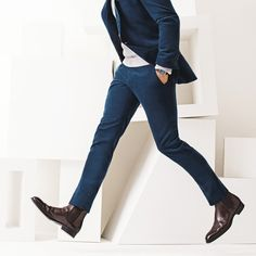 The Right Chelsea Boot to Wear with a Suit | GQ