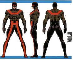 ¿Quien es quien? DC Comics: Universo Marvel Cap. America
