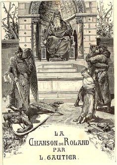 Chanson de Roland, Death of Rolland
