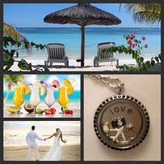Create your story, Weddings, Honeymoon, or just the beach Lockets Create Your Story, South Hill Designs, Create Yourself, Great Gifts, Lockets, Bride, Beach, Wedding Ideas, Jewellery