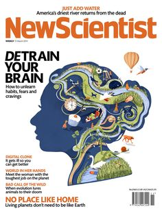 Sam Falconer — New Scientist