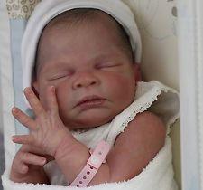 DOLLS2BABIES~Reborn baby doll Prototype Penelope by Alicia Toner