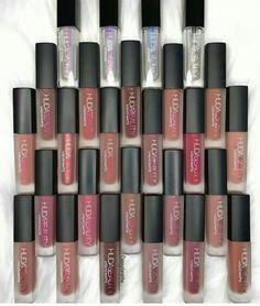 Huda Beauty Lipstick, Gloss Lipstick, Beauty Makeup, Lipsticks, Makeup Products, Body Products, Beauty Products, Makeup Store, Perfume