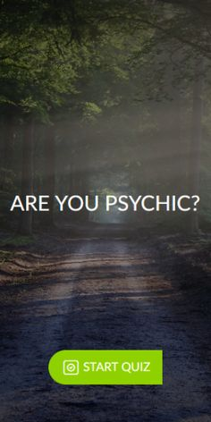 Everyone has intuition or even some kind of psychic ability. How strong are your psychic powers? Check how you rank against your friends. #PsychicAbility #PsychicTest #PsychicQuizz #PsychicReading Am I Psychic, Psychic Test, Psychic Abilities Test, Psychic Powers, Intuition, How To Find Out, Self, Journey, Strong