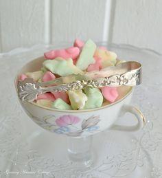 Candy sugar tong wedding table vintage Swedish. $20.00, via Etsy.