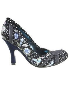 Patty Union Jack Shoe