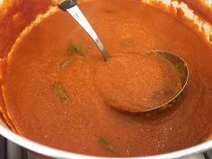 Caldo de Tomate | Sopas | Mais Você - Receitas Gshow