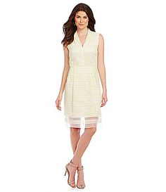 T Tahari Sully Dress #Dillards