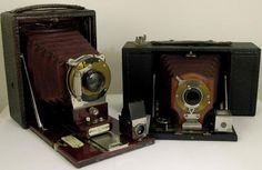 Kodak Pocket C Premo & Kodak Brownie 2A