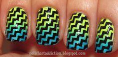 Polish Art Addiction: nail art