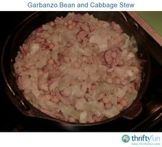 This page contains cabbage stew recipes. Cabbage stew with your favorite additions is a hearty meal in itself.