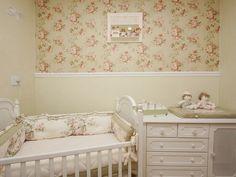 Resultado de imagem para decoração de quarto de bebe feminino simples e barato