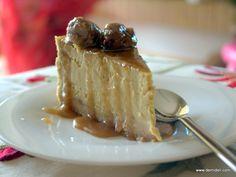 Cheesecake με κάστανο (demideli.com)