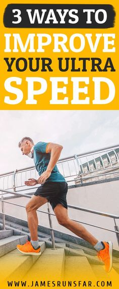 Three Ways to Improve Your Ultra-Running Speed — James Runs Far Lifting Workouts, Running Workouts, Running Tips, Fitness Goals, Fitness Tips, Body Fitness, Fitness Workouts, Fitness Motivation, Health Fitness