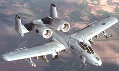 A-10 Warthog, one of my all-time favorite planes!!!  Of course, I have many favorites...but this is I think my absolute favorite??  A tie between this and the Corsair. ;)
