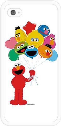 Balonlu Elmo Kendin Tasarla - İphone 4/4S Kılıfları