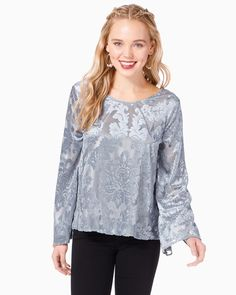 1bca46d56e5 Shop Charming Charlie online today for stylish tops like this loose