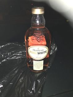 Wray & Nephew White Hennessy Cognac