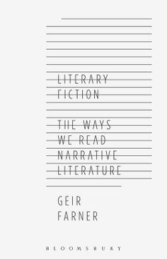 Literary Fiction concept / Bloomsbury