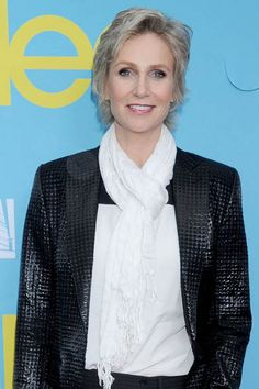 Jane Lynch, because it's Coming Out Day and she's the best.