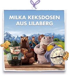 Milka Keksdosen