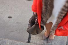 turtle neck dress, Rollkragenkleid - Zalando / fur vest, Pelzweste - Boutique KY / coat, Mantel - Primark / greige high heels / Modeblog Österreich / Austrian fashion blog / blogger / fashion trend fall winter 2014 / Modetrends Herbst Winter 2014 / winter must have / personal style blog / Ü30 Blog / Modeklassiker / classy fashion / office look / business outfit / Büro Mode 2.0