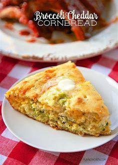 Broccoli Cheddar CornbreadReally nice recipes. Every hour.Show  Mein Blog: Alles rund um die Themen Genuss & Geschmack  Kochen Backen Braten Vorspeisen Hauptgerichte und Desserts # Hashtag