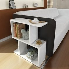 Shop for Sawyer 20-inch x 22-inch x 7-inch Modern Minimalist Side Table. Get free shipping at Overstock.com - Your Online Furniture Outlet Store! Get 5% in rewards with Club O! - 21568930