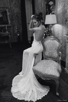inbal dror stunning back wedding dresses