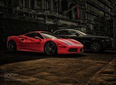 Hotel Ferrari London by PaulAgnoli