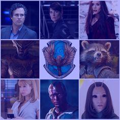 MCU Characters- Ravenclaw