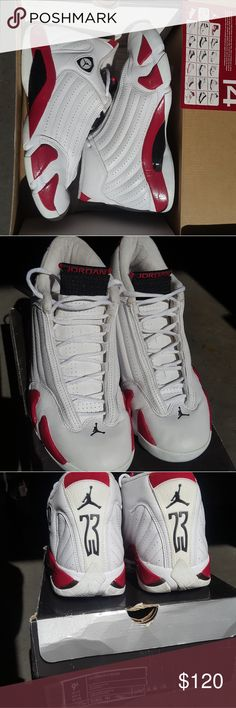 Air Jordan 14 Retro OG 2007