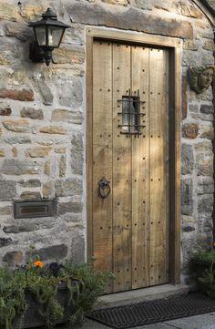 Bespoke traditional external oak doors — Jack Badger Ltd The Doors, Entry Doors, Windows And Doors, Patio Doors, Sliding Doors, External Oak Doors, White Internal Doors, Double Doors, Rustic Doors