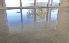 Polished Concrete Winter Haven Advance Industrial Coatings